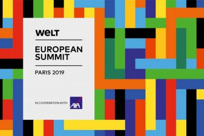 WELT- EUROPEAN SUMMIT