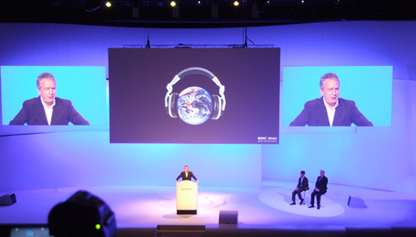 Sony Global Marketing Partner's Conference 2008