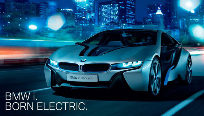 "BMW i ""BORN ELECTRIC"",IAA Frankfurt"